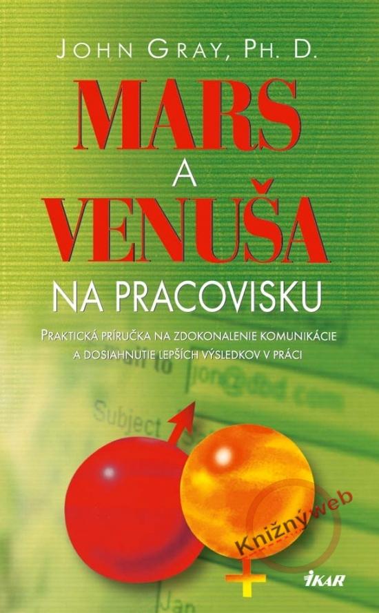 Mars a Venuša na pracovisku