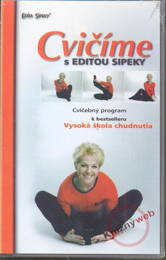 Cvičíme s Editou Sipeky VHS