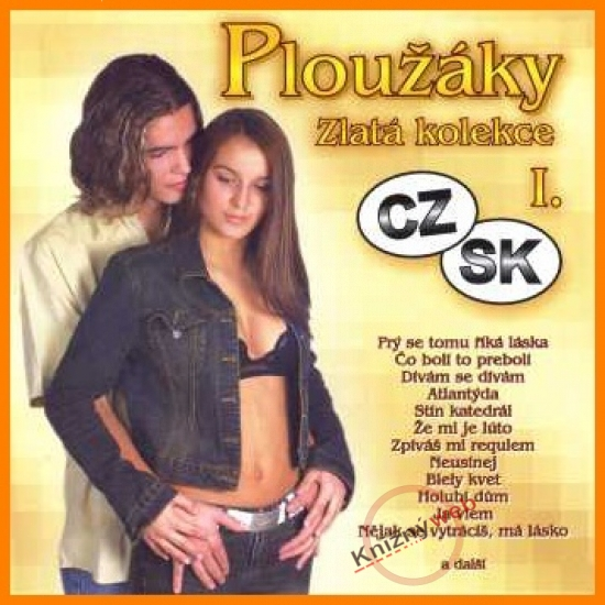 Ploužáky CZ+SK CD