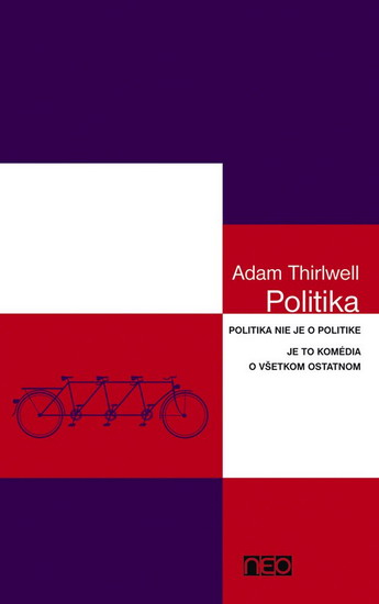 Kniha: Politika (Adam Thirlwell)