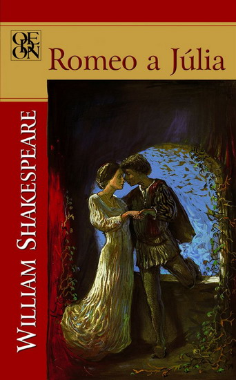 Romeo a Júlia - William Shakespeare
