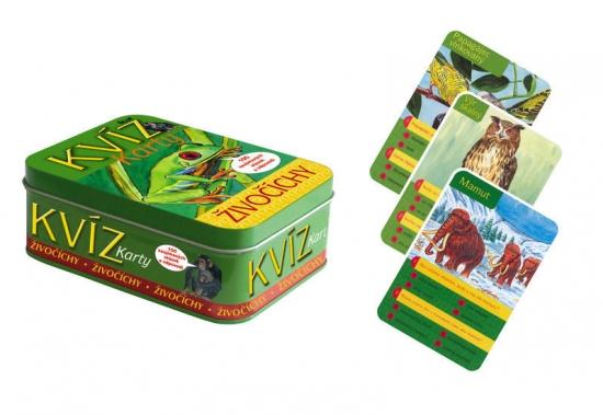 Živočíchy - box