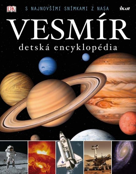 Vesmír - detská encyklopédia