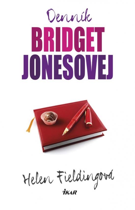 Denník Bridget Jonesovej, 2. vydanie - Helen Fieldingová