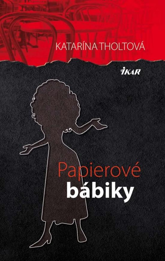 Papierové bábiky - Katarína Tholtová