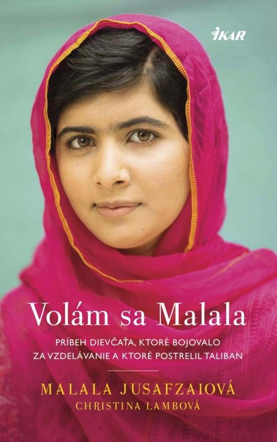 Volám sa Malala - Malala Jusafzaiová, Christine Lambová