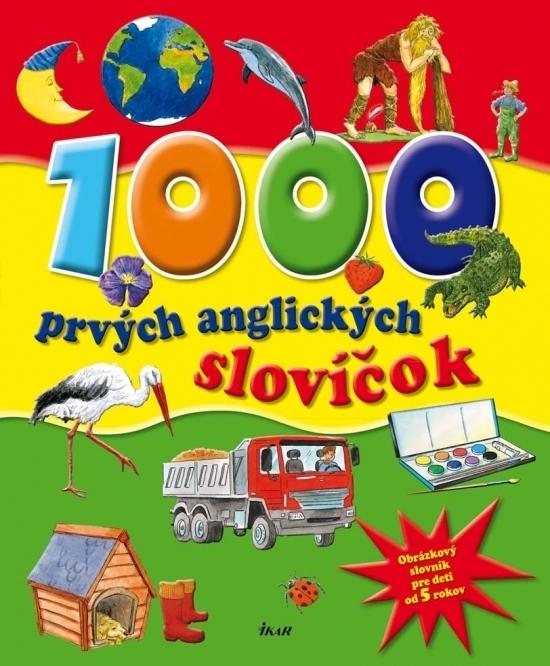 1000 prvých anglických slovíčok, 2.vydanie