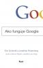 Detail titulu Ako funguje Google
