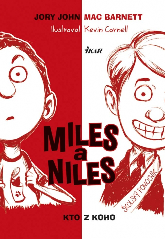 Miles a Niles: Kto z koho (1) - Mac Barnett, Jory John