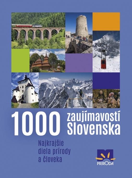 1000 zaujímavostí Slovenska, 4. vydanie
