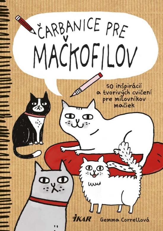 Čarbanice pre mačkofilov - Gemma Correllová