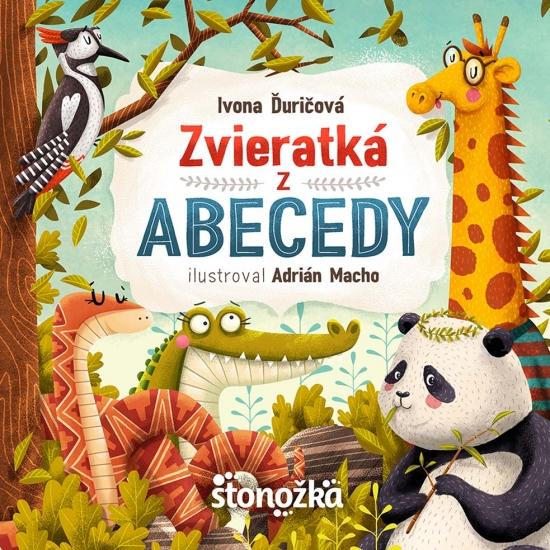 Zvieratká z abecedy - Ivona Ďuričová