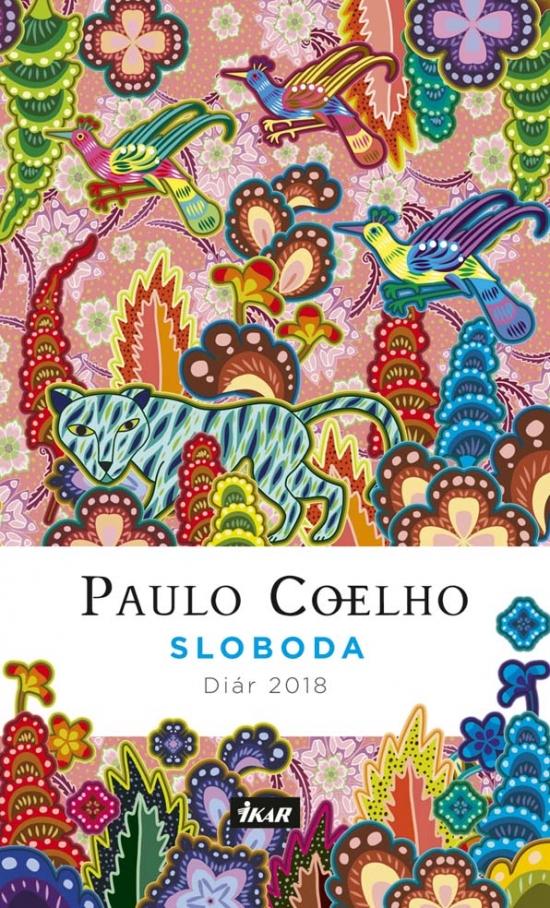 Diár 2018 - Sloboda - Paulo Coelho