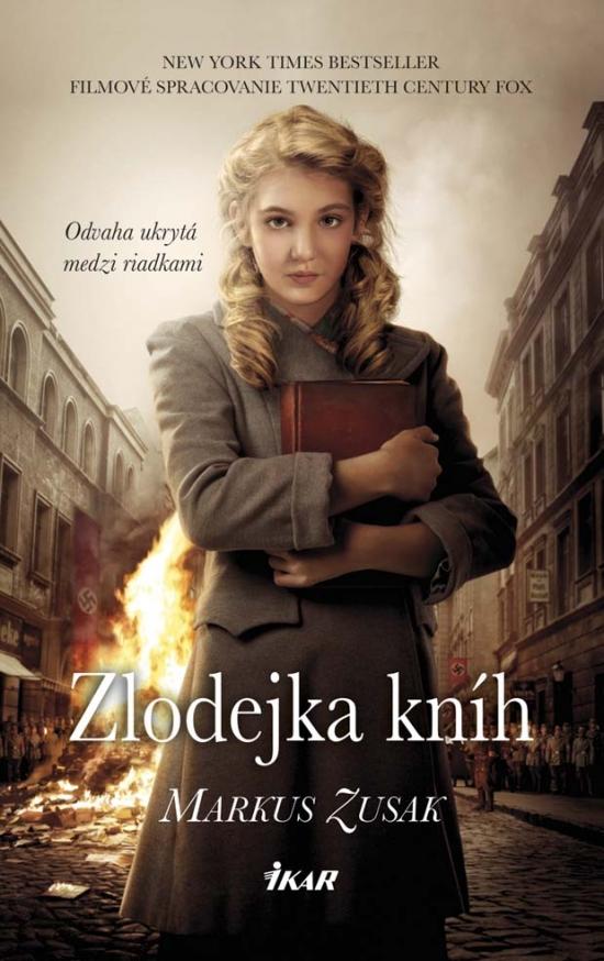 Zlodejka kníh, 3. vydanie - Markus Zusak