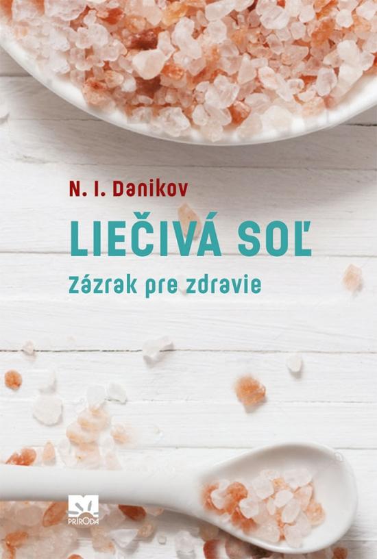 Liečivá soľ - N. I. Danikov