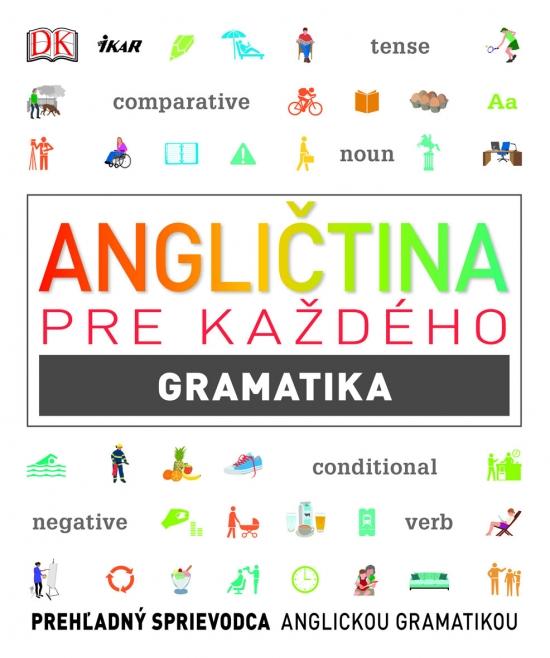Angličtina pre každého - Gramatika