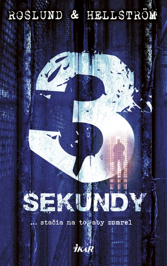 Tri sekundy, 2. vydanie - Anders Roslund, Börge Hellström