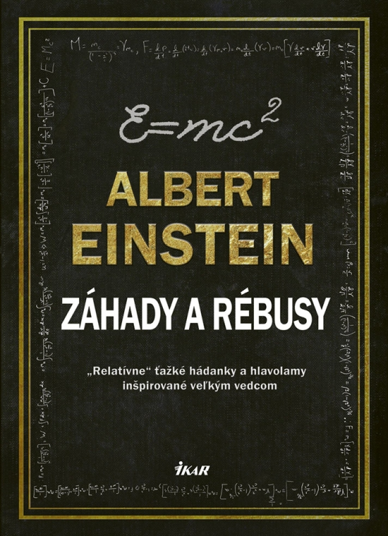 Albert Einstein – Záhady a rébusy