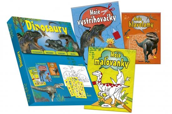 Dinosaury - Kufrík plný zábavy
