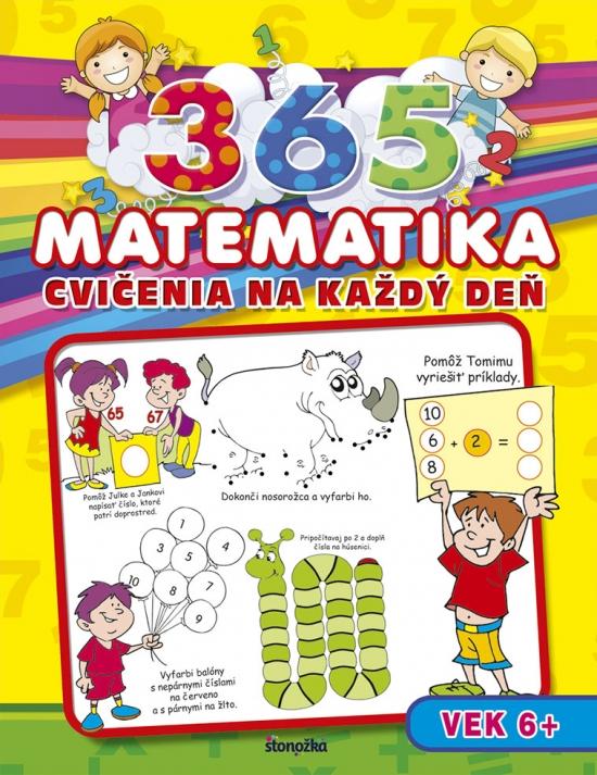 Cvičenia na každý deň: Matematika