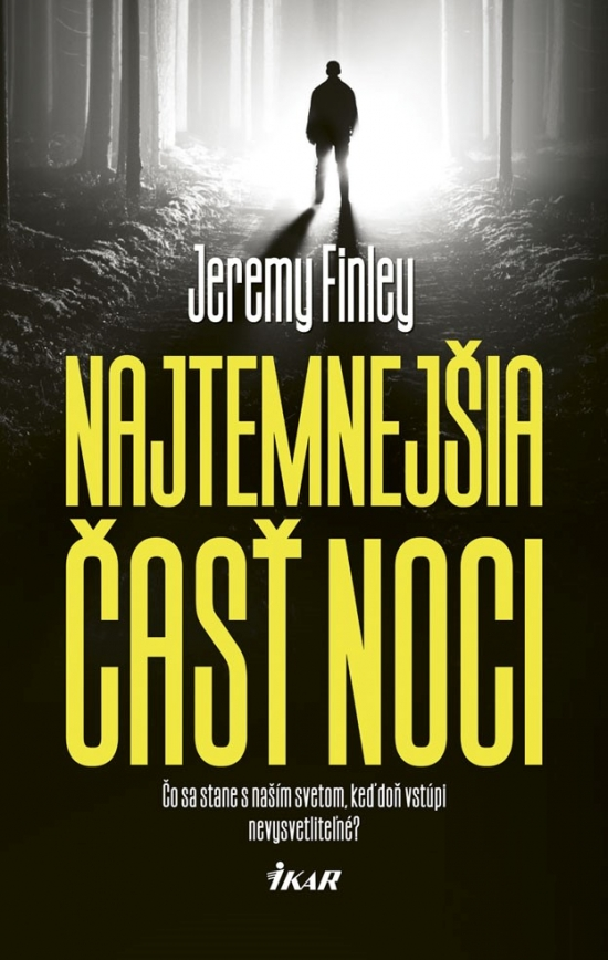Najtemnejšia časť noci - Jeremy Finley