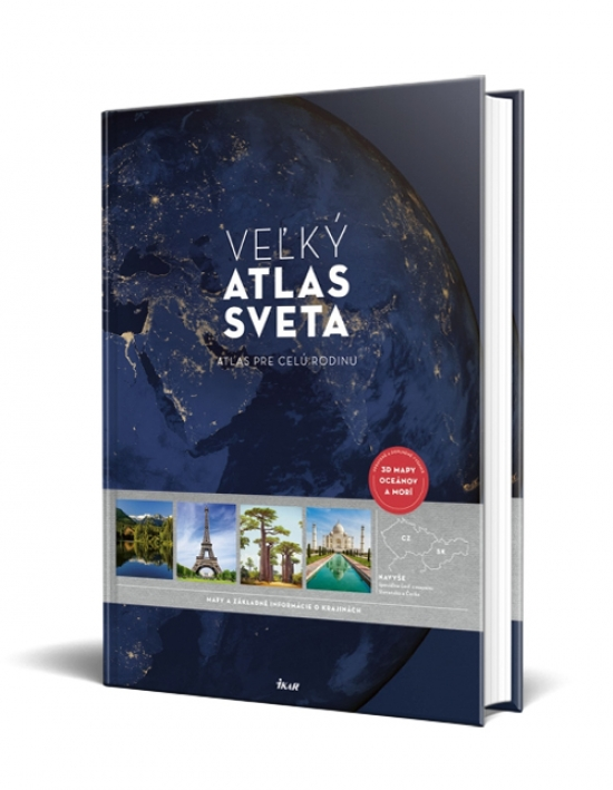 Veľký atlas sveta, 3. upravené a doplnené vydanie