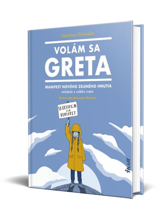 Volám sa Greta - Valentina Giannella