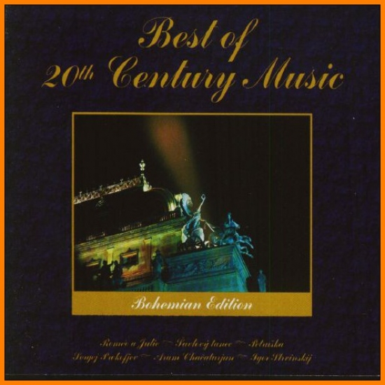 Best of 20th Century Music CD