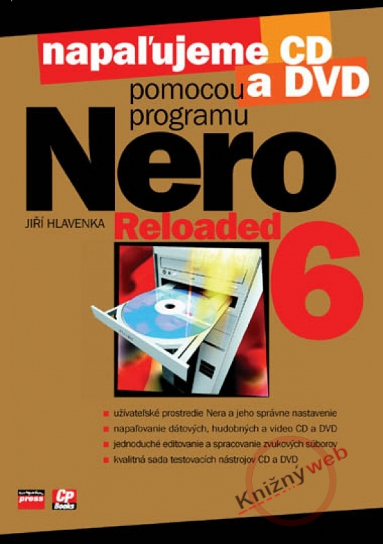 Napaľujeme CD a DVD pomocou programu NER