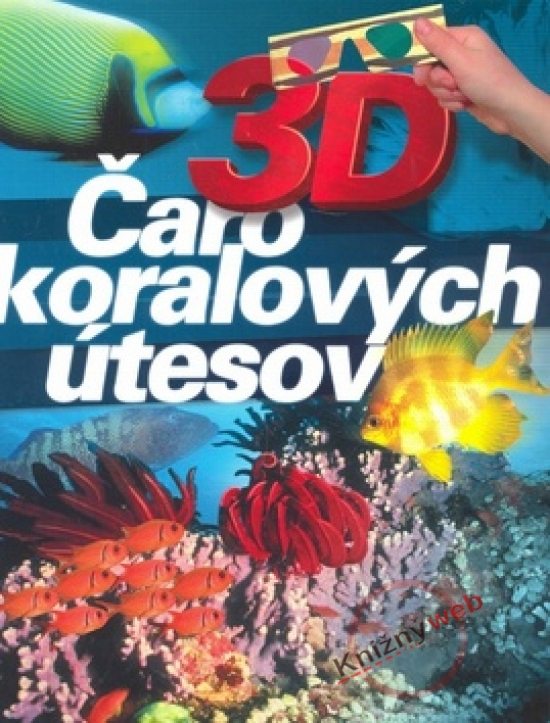 3D Čaro koralových útesov