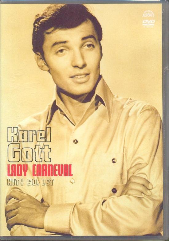 Gott Karel: Lady Karneval DVD