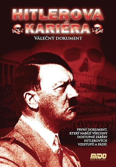 Hitlerova kariéra DVD