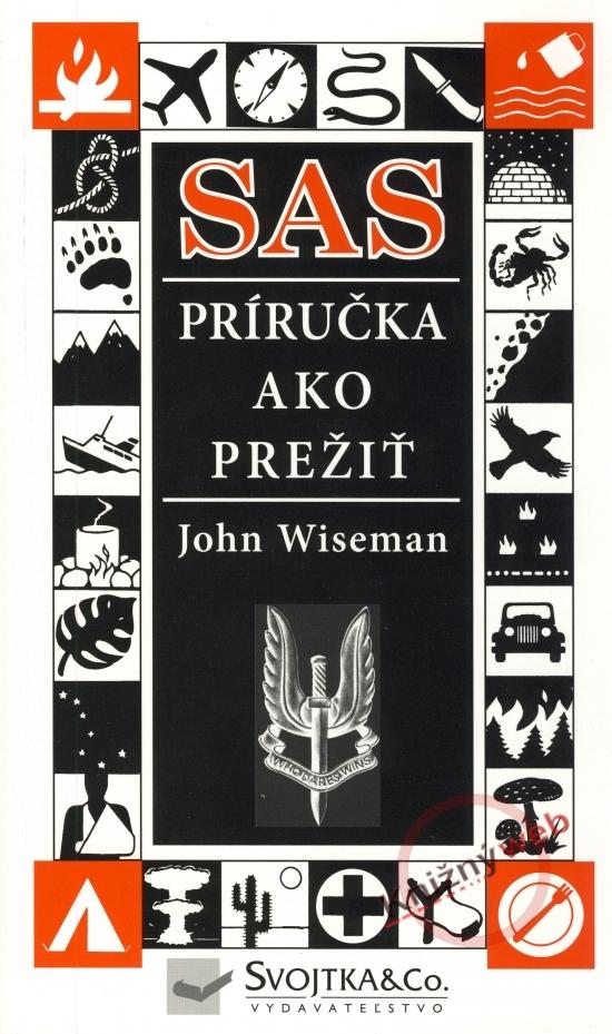 SAS príručka ako prežiť - John Wiseman