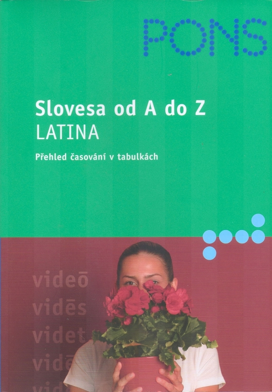 Slovesa od A do Z - Latina - Rainer Hahn