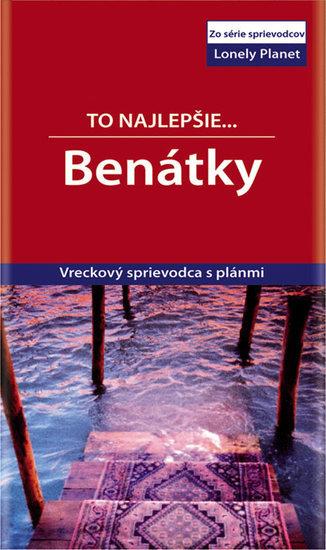 Benátky - To najlepšie.. Lonely Planet - Damien Simonis