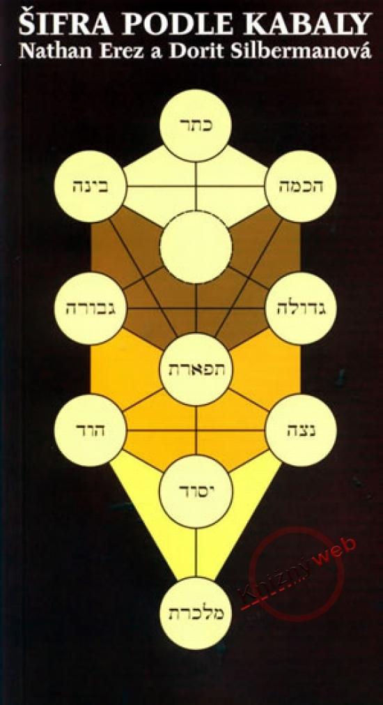 Kniha: Šifra podle kabaly (Nathan Erez a Dorit Silbermanová)