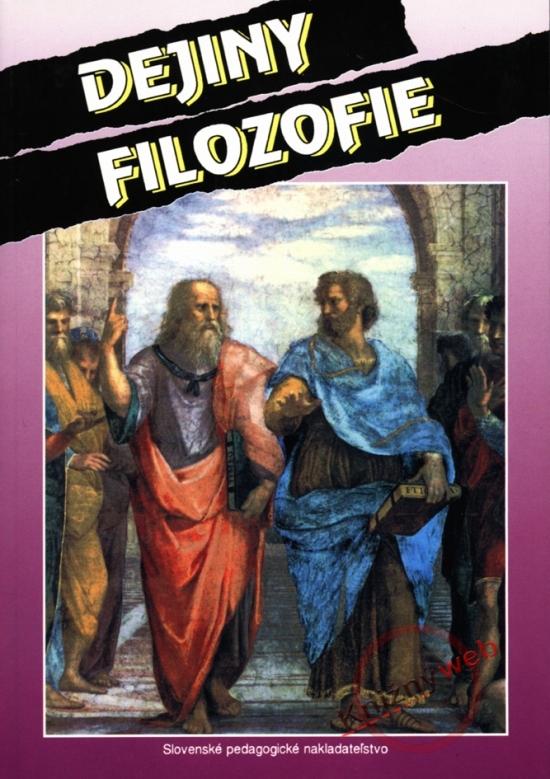Dejiny filozofie - 7. vydanie