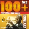 Detail titulu 100 songs Louis Armstrong&Friends 5CD