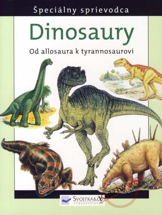 Dinosaury - špeciálny sprievodca - Gerrie McCall