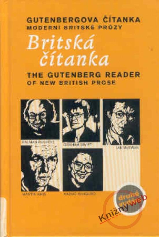 Britská čítanka-Gutenbergova čítanka moderní britské prózy