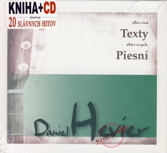 Daniel Hevier - slávne texty slávnych piesní (kniha+CD)