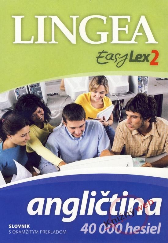 LINGEA EasyLex 2 - Angličtina - slovník s okamžitým prekladom
