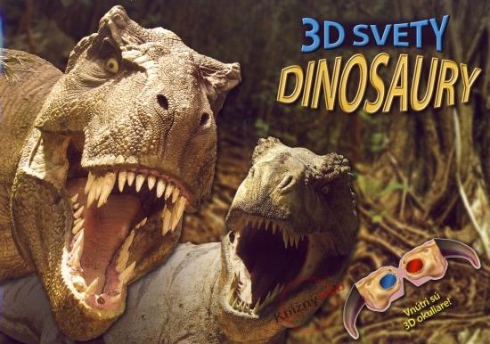 Dinosaury - 3D svety - Paul Harrison