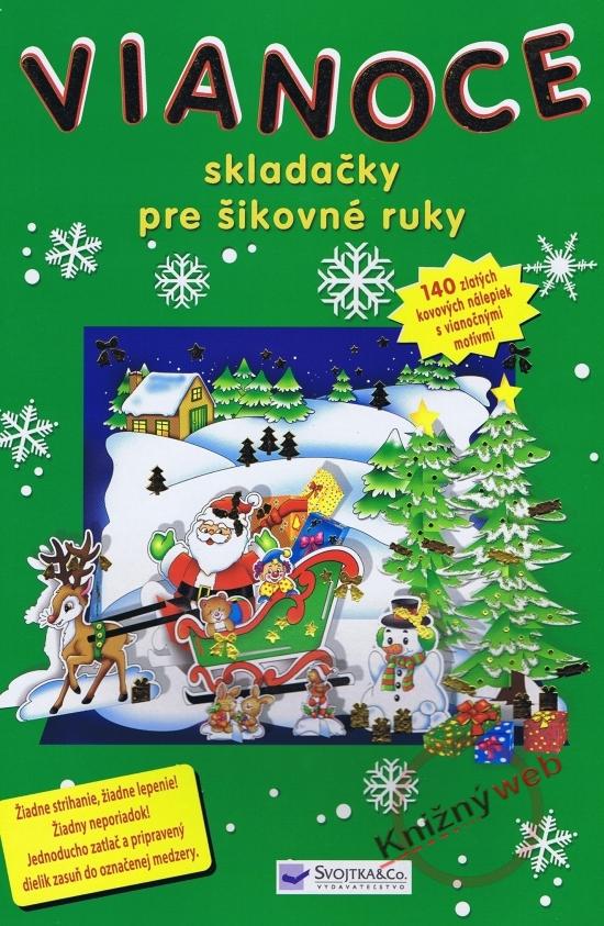 Vianoce - skladačky pre šikovné ruky