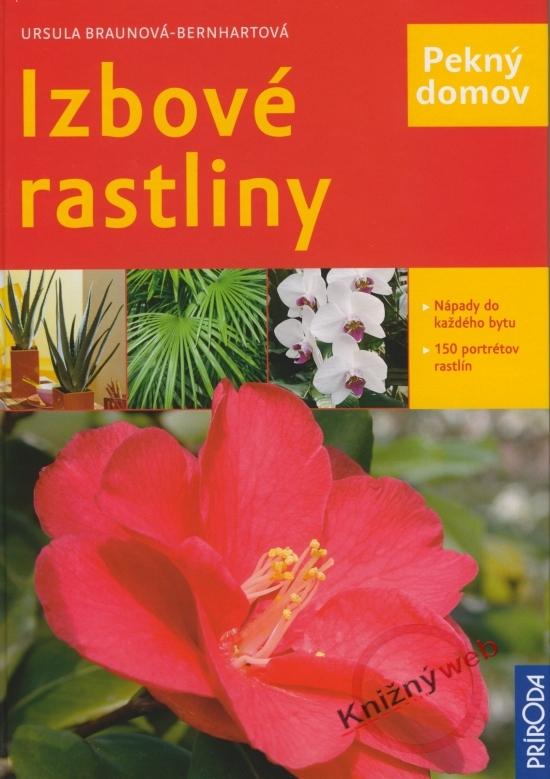 Izbové rastliny - Pekný domov - Ursula Braunová-Bernhartová