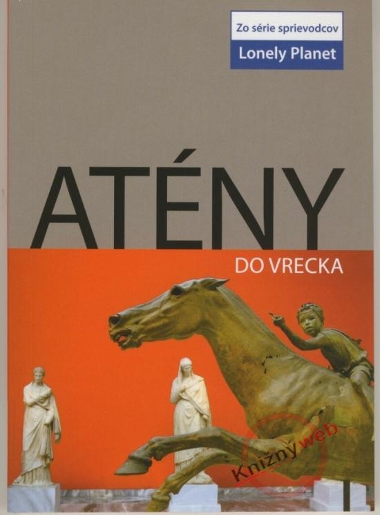 Atény do vrecka - Lonely Planet