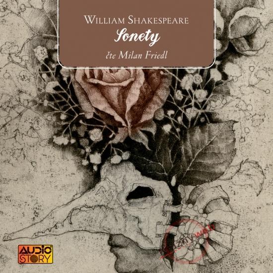 Sonety - KNP-CD - William Shakespeare