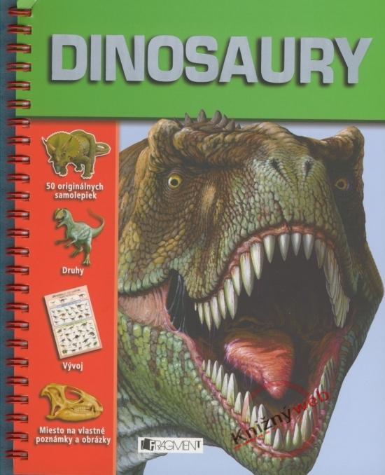 Dinosaury – so samolepkami