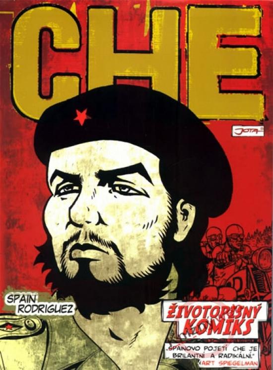 Kniha: Che (Spain Rodriguez)