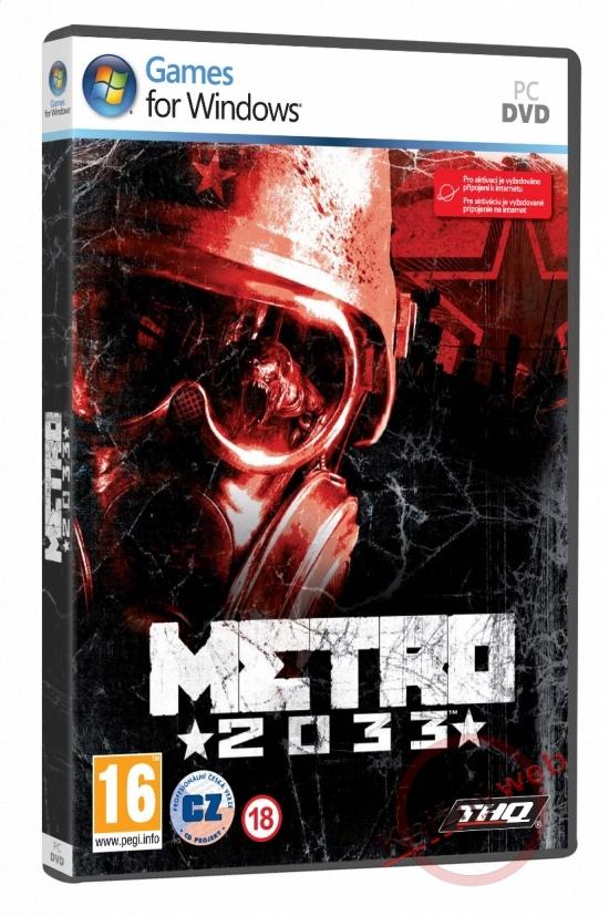 METRO 2033 PC hra